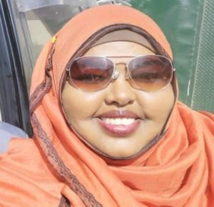 Sahra Ahmed Koshin